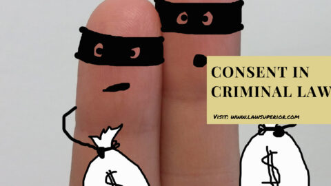CONSENT IN CRIMINAL LAW