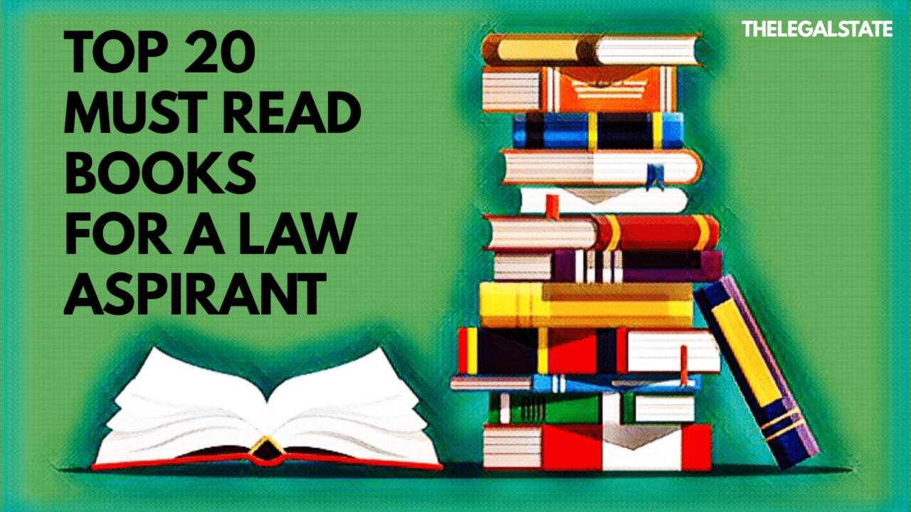 Best books for law students