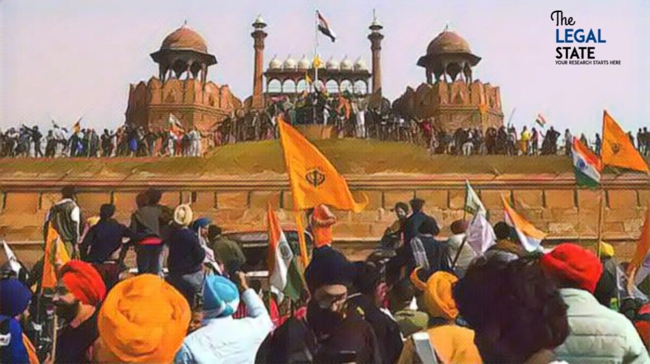 Red Fort Chaos: Was it a Happy Republic Day?