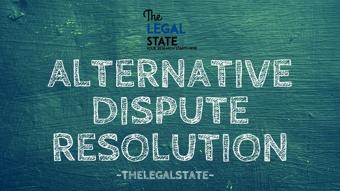 Positive and Negative Attributes of Alternative Dispute Resolution