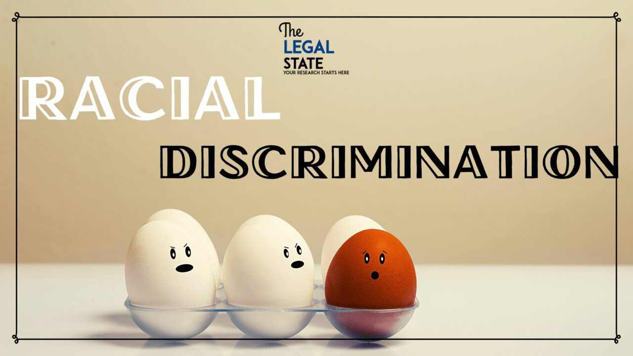 Racial Discrimination is a violation of fundamental rights?
