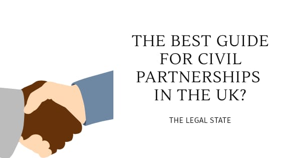 The Best Guide for Civil Partnerships in the UK?